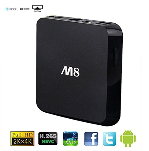 Mifanstech M8 S805 Android 4 4 Smart Tv Box with 1G RAM 8G
