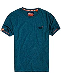 aa639bdb86324 Superdry Orange Label Vintage Embroider T-Shirt Homme