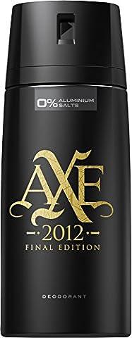 Axe Déodorant Homme Spray Final Edition 150ml - Lot de 3