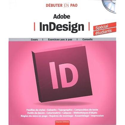 InDesign (1Cédérom)