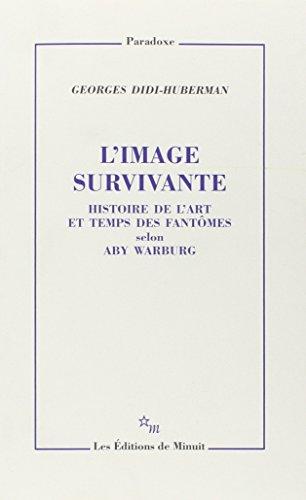 L'image survivante. Histoire de l'art et temps des fantômes selon Aby Warburg