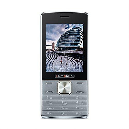 Kivors® Smartphone Kivors Seniorenhandy T8 Dual SIM Mobile mit beleuchteten Tasten und SD-Karten Erweiterungsfunktionen für ältere Menschen