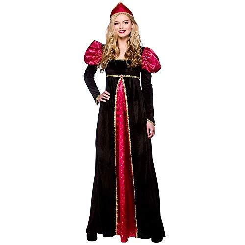 Kostüm Adult Queen Renaissance - Medieval Queen Adult Fancy Dress Historic Costume