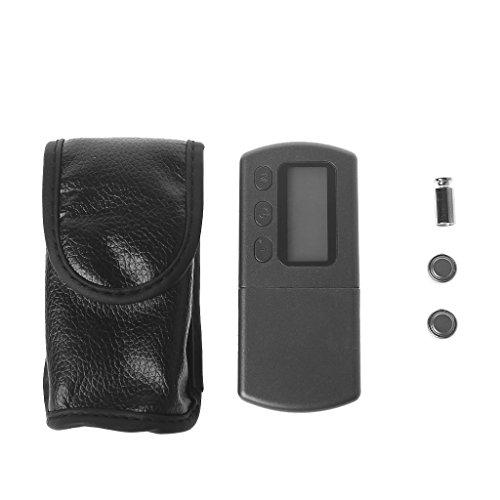 SimpleLife Mini-Plattenspieler Professioneller Stylus LP Digitaler Kraftmesser-Arm-Messgerät