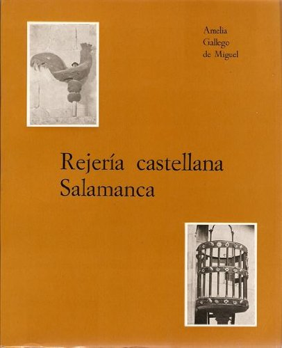 REJERÍA CASTELLANA. SALAMANCA.