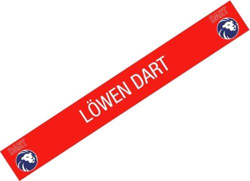 Löwen Darts Abwurflinie Wurflinie Dart SM94 SM96 HB8 Royal NSM-Löwen Z908050