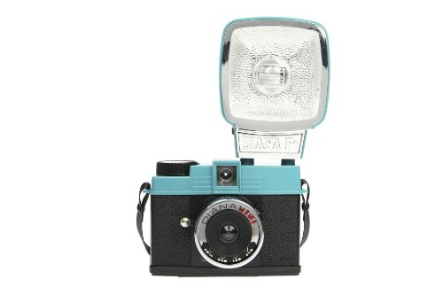 Lomo HP550 – Lomography Mini Diana mit Flash