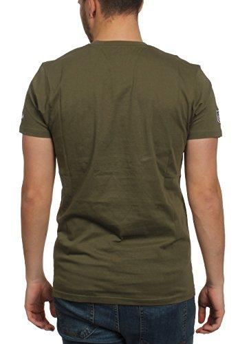 New Era Herren Oberteile/T-Shirt Pittsburgh Steelers Green