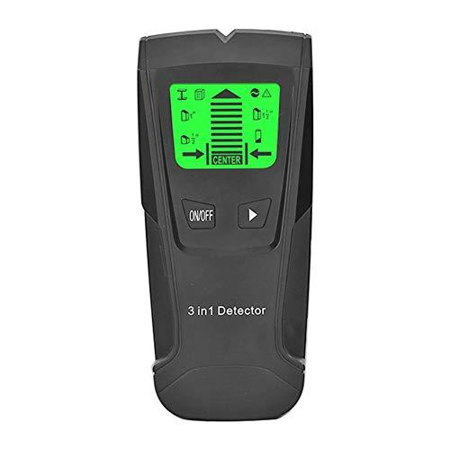 Ritapreaty Detector de Metales, encuentre espárragos de Madera Voltaje de CA Cable con Corriente Detector...