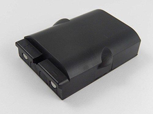 vhbw Batería NiMH 700mAh (4.8V) para Radio mandos, Control Remoto Ikusi TM70/1, TM70/2 como BT06K, 2303692
