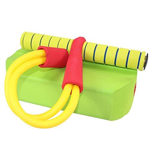 Kampre Foam Pogo Jumper Lustiger und sicherer Jumping Stick Pogo Stick für Kinder und Erwachsene Robuster Foam und Bungee Jumper