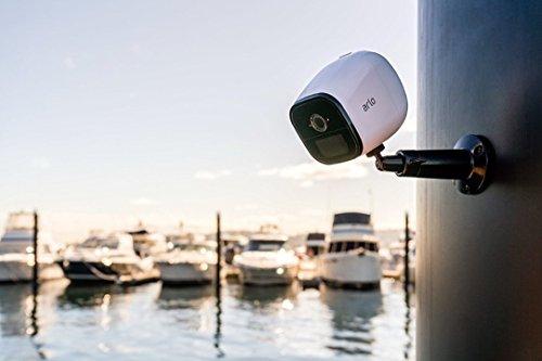 41MPlO5vC7L [Bon Plan Amazon] Arlo Go -  Caméra de sécurité HD Mobile via SIM 3G/4G - idéal pour les zones sans wifi - vision nocturne HD, Son bidirectionnel l VML4030-100PES