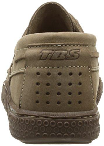 TBS Goniox, Chaussures bateau homme Beige (Castor)