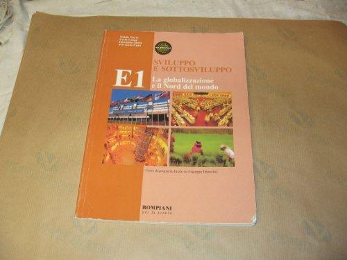 Corso di geografia economica. Modulo E1. Per le Scuole superiori