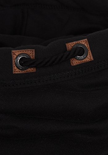 Naketano Female Hoody Ralle Rizzo Pimped IV Black