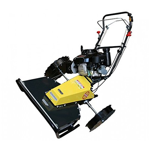 ECOTECH TRT 60sw-h–Desbrozadora sobre rueda con sistema Swing
