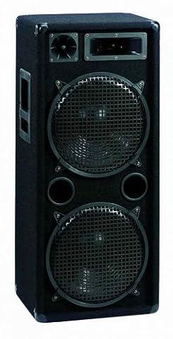 Omnitronic DX-2222 3-Way 1000 Speakers