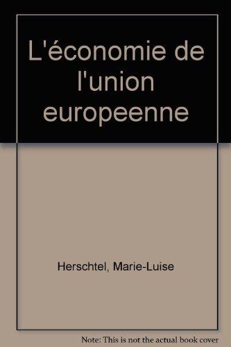 L'conomie de l'Union europenne