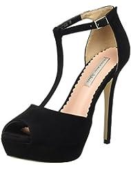 Tosca Blu Zaffiro, Chaussures à talons avec bride style salomés femme