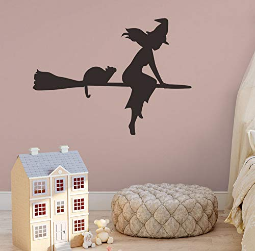 Sgbfz Tapete Happy Halloween Home Haushaltszimmer Wandaufkleber Wandbild Decor Aufkleber Removable Neu