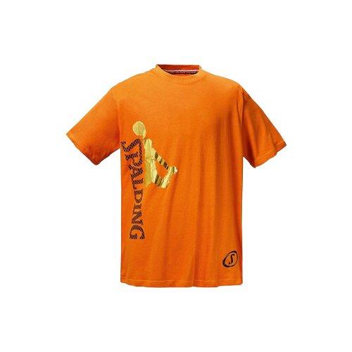 Spalding Teamtrikots & Sets T-shirt Player, tack soft orange, XS, 300206803