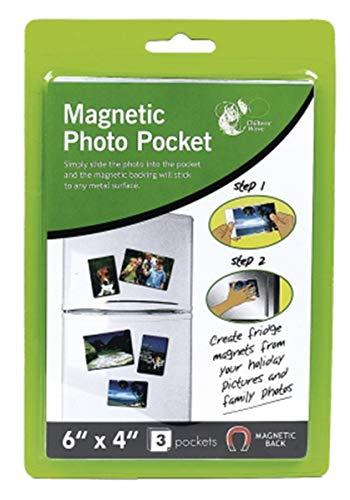 Magnet Foto Pocket 15,2x 10,2cm ()