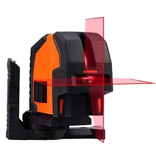Nivelador Láser de líneas cruzadas Autonivelante con Magnético