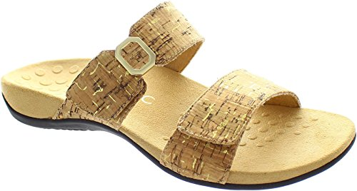 Vionic Womens Rest Camila Sandales Synthétiques Cork