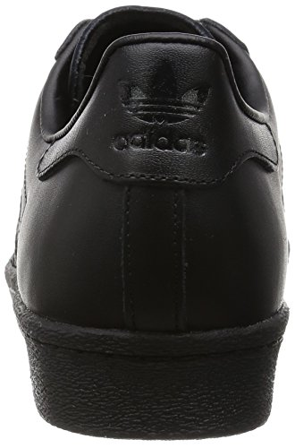 Adidas Herren Superstar 80s Outdoor Fitnessschuhe Schwarz (core Black)