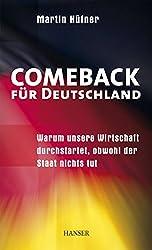 Comeback für Deutschland: Warum unsere Wirtschaft durchstartet, obwohl der Staat nichts tut