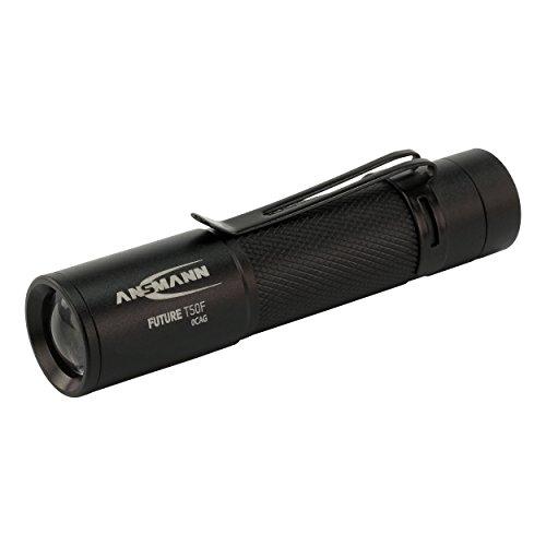 ANSMANN FUTURE T50F Professionelle Taschenlampe mit stufenloser Fokussierung