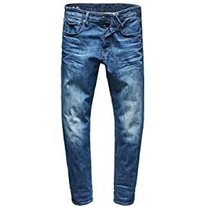 G-STAR RAW Herren 3301 Straight Jeans