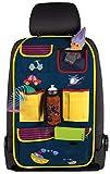 Walser 30145 Organizer portaoggetti Driver Jack, portaoggetti per schienale sedile anteriore, borsa portautensili