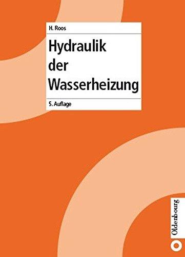 Heizungstechnik / Hydraulik in der Wasserheizung