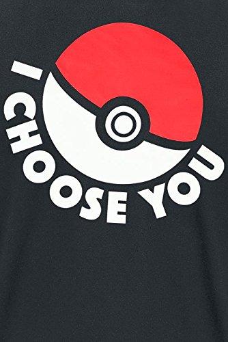 Meroncourt-Pokemon-I-Choose-You-Camiseta-para-Hombre