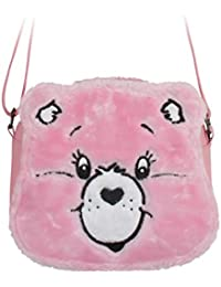 Care Bear Stare plushe shoulderbag pink - Iron Fist