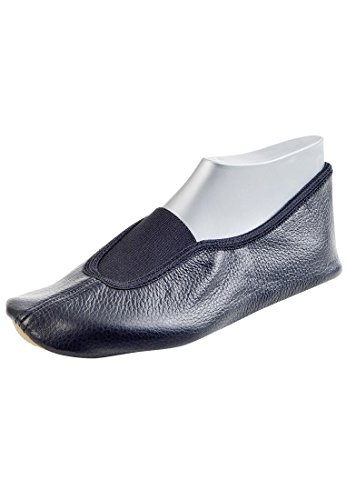 Noname Unisex Gym Chaussures, Balettschuhe Noir, 151622-1 Noir