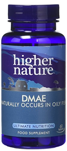 Higher Nature DMAE Pack of 60 Test