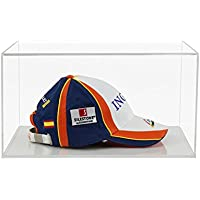 Baseball Cap Acrylic Display Case with a Choice of Base Styles