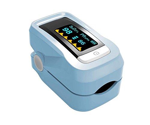 GAYY Oxímetro pulso dedo digital baterías pantalla