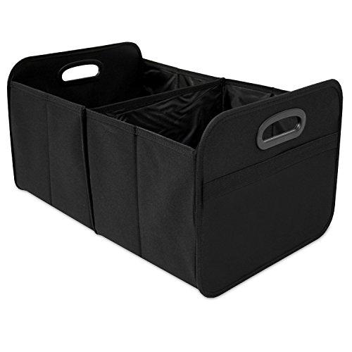 Preisvergleich Produktbild achilles Kofferraum-Tasche Kofferraum-Box Falt-Box Auto-Box Auto-Organizer Klapp-Box AD320bl schwarz 50 cm x 32 cm x 27 cm