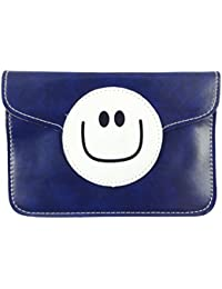 Surbhi Simley Face Black Sling Bags For Girls Owl Bags Crossbody Sling Bag Messenger Sling Bag Mobile Sling Bag... - B07CQJ8SBL
