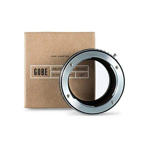 Gobe Lens Mount Adapter: Kompatibel mit Contax/Yashica (C/Y) -Objektiv und Leica M-Kameragehäuse - Contax Leica M
