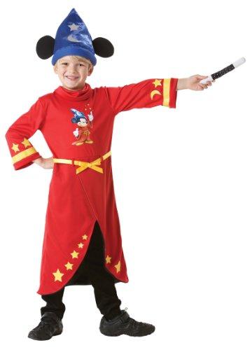 Rubie's Mickey Mouse - Fantasia - Kinder-KostŸm - Medium - - Mickey Mouse Fantasia Kostüm