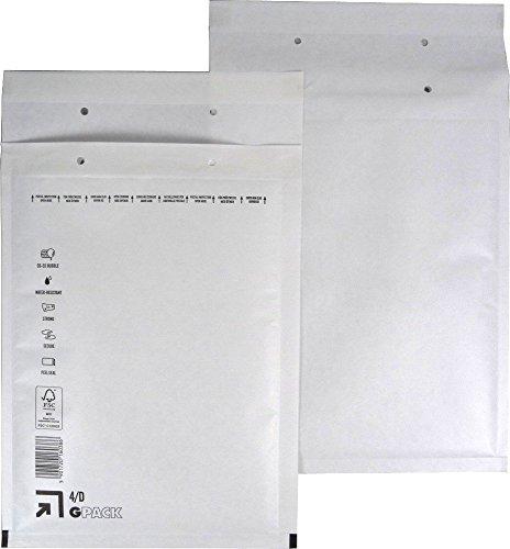 50 Luftpolsterumschlag Luftpolstertasche Versandtasche 4/D 200x275 mm