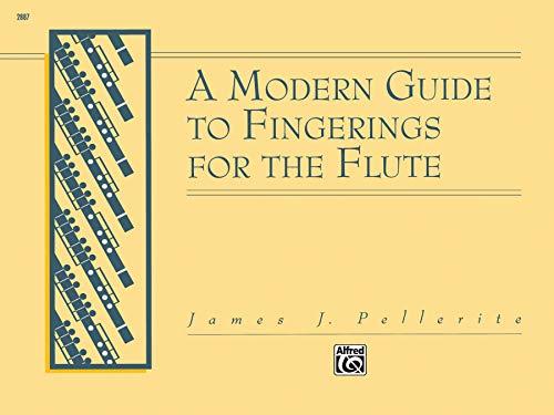 A Modern Guide to Fingerings for the Flute Moderne Guide
