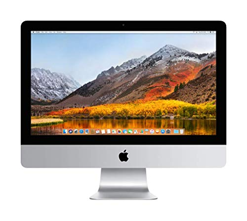Apple iMac (21,5 Zoll, mit Retina 4K Display, 3 ,0 GHz Quad-Core Intel Core i5 Prozessor)