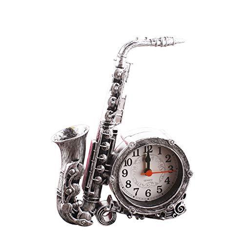 Xifande Retro Instrumento Musical Modelo De Saxofón