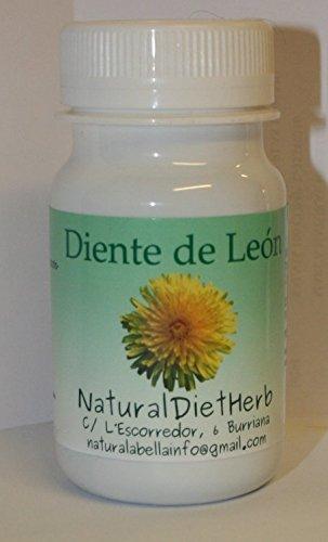 Diente de León 500 Mgrs 100 comps // Retención Líquidos