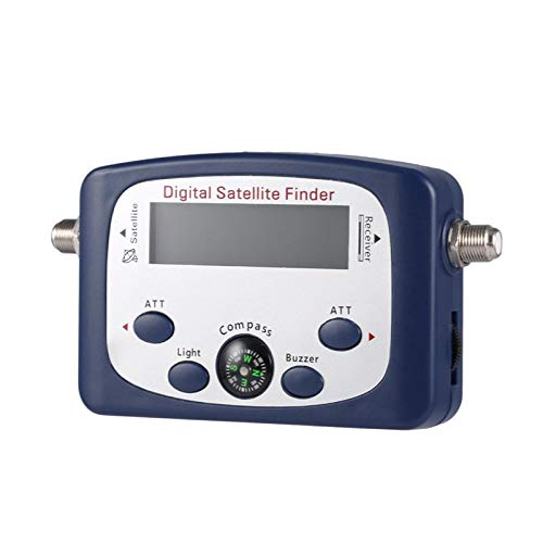 Bianchi JS-SF06 Digital LCD Satellite Finder Satellite Signal Searcher&Strength Meter